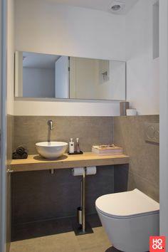 Design toilet met sanitair luxe