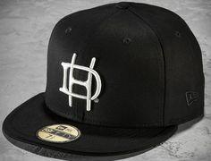 Men's H-D Monogram 59Fifty Baseball Cap by HARLEY-DAVIDSON x NEW ERA