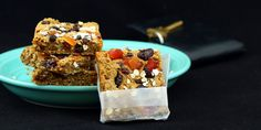 Recipe: Morning Glory Protein Bars (Gluten-Free, Vegan/Plant-Based, No Sugar Added)