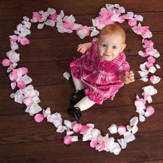 toddler valentines day photo shoot ideas | Valentine Photo Ideas For Kids and Family ~ Putti's World -kids …