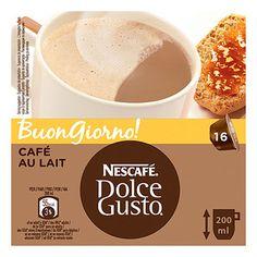 $7.99 Nescafe Dolce Gusto Capsules - Cafe Au Lait