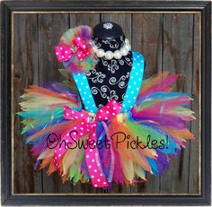 Items similar to SWEET CANDY Birthday Tutu - Perfect for Birthdays, Photography Prop, Dance Recitals, Parties (Sizes up to 3T) on Etsy
