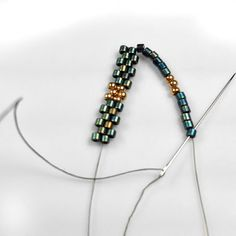 Peyote Stitch - The FAST & Sometimes Frustrating Method | Detailed Photo Tutorial