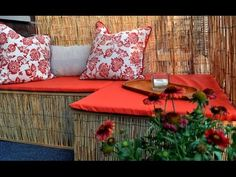 DIY - VIDEO - How to decorate a small balcony