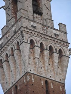Torre del Mangia or Tower of the Eater