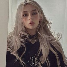 Hair Inspo, Hair Inspiration, Pretty People, Beautiful People, Mode Grunge, Hair Reference, Aesthetic Hair, Attractive People, Ulzzang Girl