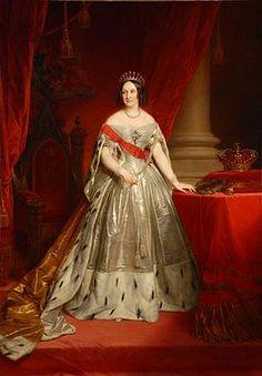 Anna Paulowna 1795 - 1865 Anna holland királyné.jpg Koningin-gemalin der Nederlanden Groothertogin van Luxemburg Periode 1840 - 1849 Voorganger Wilhelmina van Pruisen Opvolger Sophie van Württemberg