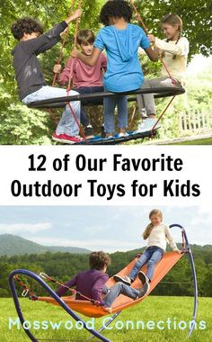 Our Favorite Outdoor Toys for Kids
