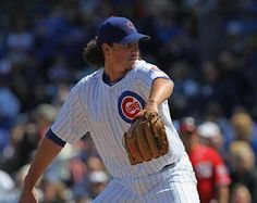 Jeff Samardzija was excellent today and almost threw a complete game!