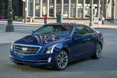 The #Cadillac ATS is the new mobility. Come see yours at @woodwheaton
