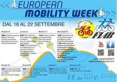 EUROPEAN MOBILITY WEEK 2013 – CAGLIARI – SEPTEMBER 16 TO 22