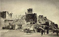 Αcropolis Athens 1890
