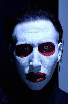 Marilyn Manson by Gottfried Helnwein