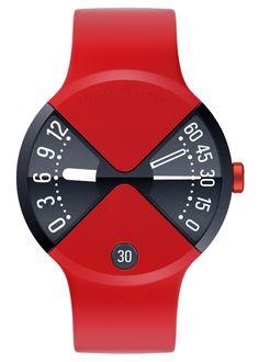 Sektorus Watch Concept by Art Lebedev Studio » Yanko - KdS!