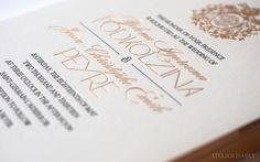 Paris inspired Luxury Wedding Invitations : Custom | Atelier Isabey