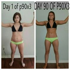 Check out Tasha and her P90X3 results!  Did you know you can become a Team Beachbody Coach on our team without having finished a program first?