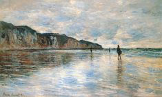 Claude Monet. Sus obras en HD. Tercera parte.