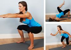 The 30-Minute Glute-Building Bodyweight Workout