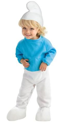 The Smurfs - Smurf Infant / Toddler Costume