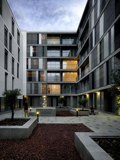 Mairena del Aljarafe, Siviglia, Spain 46 viviendas de promoción pública en Mairena del Aljarafe  GABRIEL VERD GALLEGO, SIMONE SOLINAS