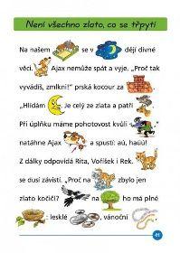 Malované čtení – nejznámější přísloví | Albatrosmedia.cz