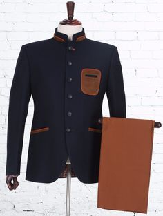 Mens Coat Suits Buy Latest Jodhpuri Coat Suits, Tuxedos Coat Suits, 3 button Coat Suits, 1 button Coat Suits & more from Fashion at best price. Engagement Dress For Men, Wedding Dress Men, Wedding Suits, Gents Suits, Tuxedo Coat, Buy Suits, Kids Outfits, Cool Outfits, Dandy Style