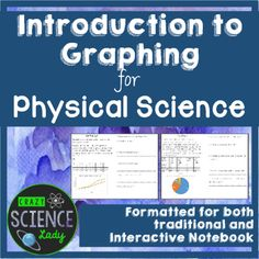 Introduction to Line, Bar, and Pie charts. INB pages provided.