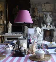 The London home of plaster artist Peter Hone | The Neo-Trad