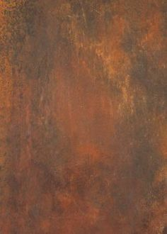 Zaida Sabatés — Rusty iron finish
