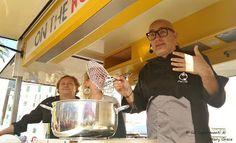 #MSRGusto. La Milano-Sanremo in chiave Gourmet.
