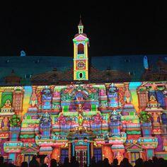 Wunderbares Bild der Hofburg in Brixen: Die Hofburg erstrahlt in neuen Farben