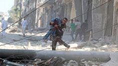 Dozens of civilians killed in alleged U.S. coalition strikes in Syria. (Photo: CBC News).