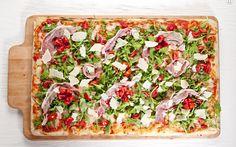 Parma Roma size Pizza BrunchyRisto Athens Smartpark italian restaurant pizza Parma, Food, Pizza, Essen, Meals, Yemek, Eten