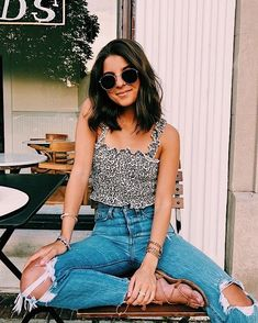 Summer Fashion Tips .Summer Fashion Tips Style Outfits, Cute Casual Outfits, Mode Outfits, Cute Summer Outfits, Spring Outfits, Summer Clothes For Teens, Clothes For Women, Girl Outfits, Casual Clothes