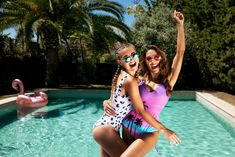 Unleash Your Inner Wild Side By The Pool This Summer With Tikiboo Swim 's Gorgeous Lilac Lynx Swimsuit. Featuring A Wild Print With A Classic Design, The Streamlined Shape Is Ideal For The Open Water Or Olympic Pool. Lilac Color, Colour, Open Water, Lynx, Zumba, Triathlon, Breeze, Gain, Olympics