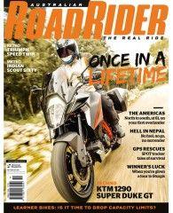 c755bab456c Australian Road Rider Magazine subscription