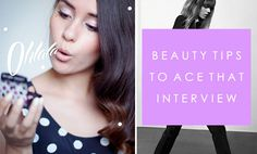 http://blog.opsh.com/bag-your-dream-job-with-our-interview-beauty-tips/