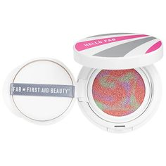 Hello FAB 3 in 1 Superfruit Color Correcting Cushion - First Aid Beauty | Sephora