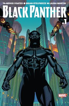 Black Panther (2016) #1 #Marvel @marvel @marvelofficial #BlackPanther (Cover Artist: Brian Stelfreeze) Release Date: 4/6/2016