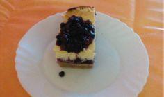 Borůvkový cheesecake | NejRecept.cz