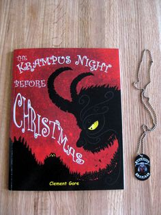 Hey, I found this really awesome Etsy listing at https://www.etsy.com/listing/168646459/the-krampus-night-before-christmas