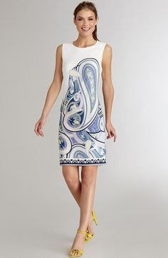 Donna Morgan Matte Jersey A-Line Dress available at #Nordstrom
