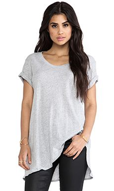 Shop for LNA Ensenada Tee in Heather Grey at REVOLVE. Free 2-3 day shipping and returns, 30 day price match guarantee.