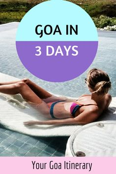 I hope you're reading this because you're planning a trip to Goa! It's such a fantastic place to visit. Although I recommend coming longer than the 3 days mentioned in this title, often readers email who mention they have that amount of time therefore I wanted to put together a basic 3 day Goa itinerary and show you the top places to visit in Goa in 3 days.
