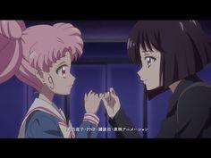 「美少女戦士セーラームーン Crystal」第3期<デス・バスターズ編>アニメーションPV - YouTube