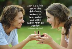 Liebe Zitat God Loves Me, Gods Love, Love Quotes, Inspiration, Weddings, Sayings, Painting, Card Wedding, Married Life Quotes