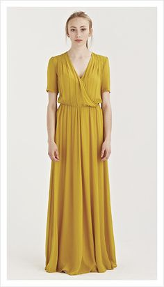 Juliette Hogan Pleated Dress