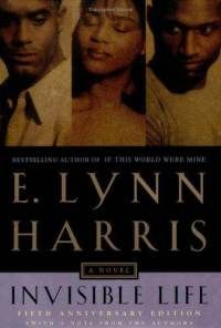 E. Lynn Harris, Invisible Life..... my older cousin is the female on the book