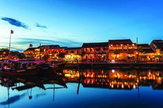 Top 7 best places to visit in Vietnam in your first time trip  #Hoian #travelinhoian #visitinVietnam
