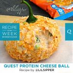 Quest Nutrition Protein Cheese Ball